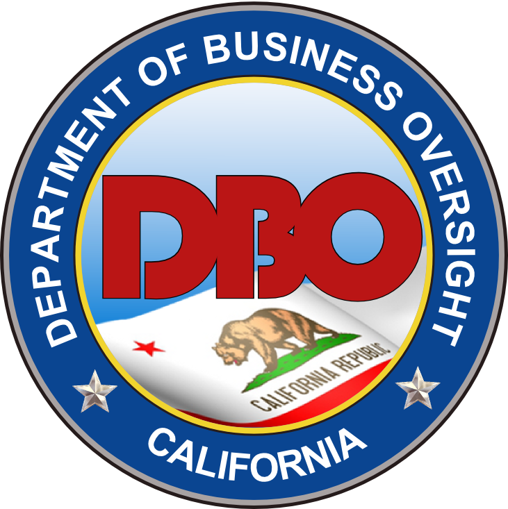 California Department of Business Oversight  Logo